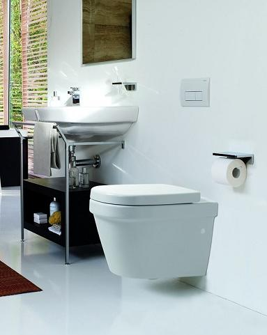 Washdown Water Sense Wall Hung Toilet From Laufen