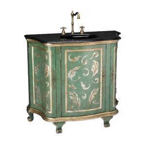 """Sterling 42"""" Bathroom Vanity in AQUARELLE"""