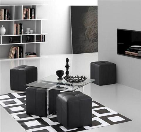 Botero Coffee Table Set From Zuo Modern