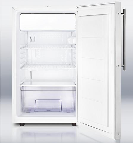 CM411LBI Under Cabinet Refrigerator From Summit