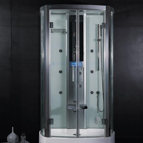 Freestanding Steam Shower From Ariel