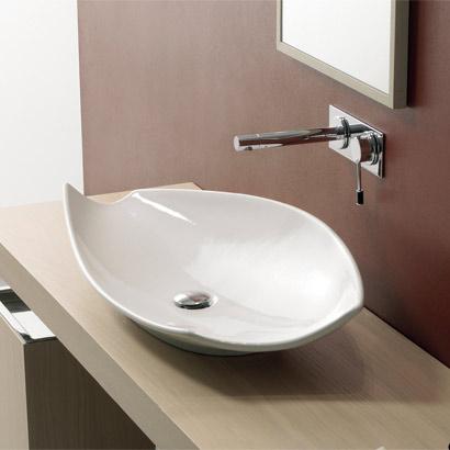 Kong Ceramic Vessel Sink From Scarabeo