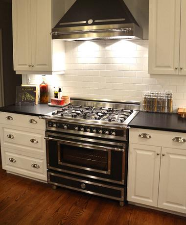 Traditional-Style Gas Range From Bertazzoni