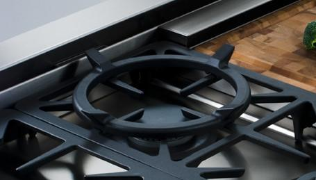 Wok Ring For A EuroChef Range