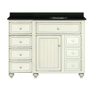 42 Inch Modular Vanity From The Cottage Retreat Collection By Sagehill  Designs