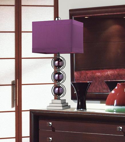 Alva Contemporary Table Lamp From Dimond Lighting