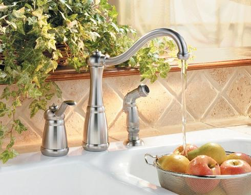 Marielle Kitchen Faucet From Price Pfister