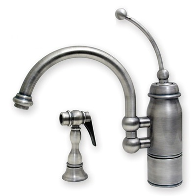 New Horizon Single Handle Faucet From Whitehaus