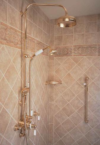 Perrin And Rowe Shower System From Rohl