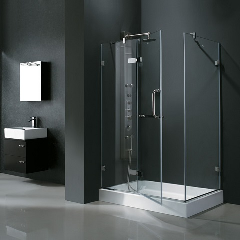 Rectangular Shower Enclosure VG6011CHCL48 from Vigo Industries