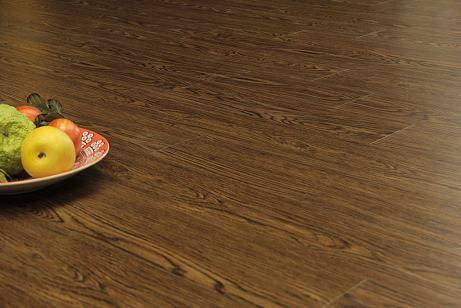 Saddle Oak Luxury Vinyl Plank Flooring From Ferma