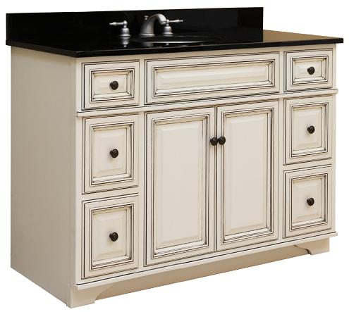 Sanibel Bathroom Vanity From SunnyWood
