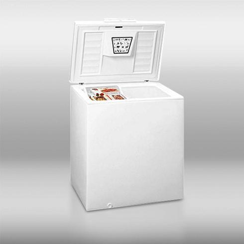WCH07 Compact Standalone Freezer From Summit