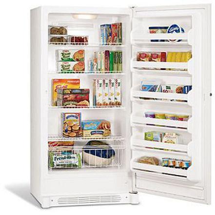 WMV14 Upright Standalone Freezer From Summit