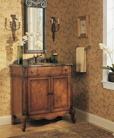 Windsor Vanity Chest From Cole and Co