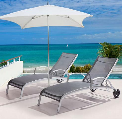 Casam Outdoor Lounge From Zuo Modern