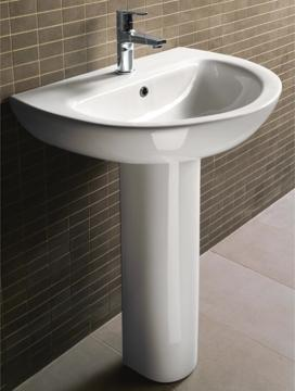 City Pedestal Sink From GSI