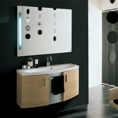 Dune ND2 Wall Mounted Bathroom Vanity From Iotti