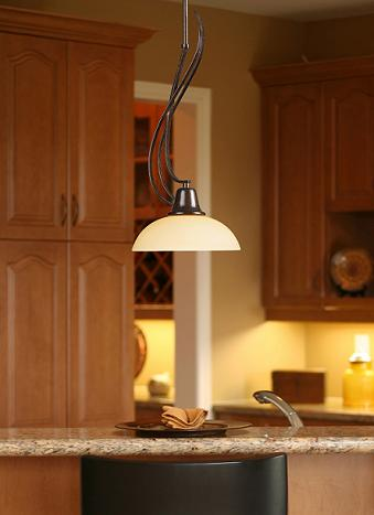 Franklin Creek Pendant Light From Landmark Lighting