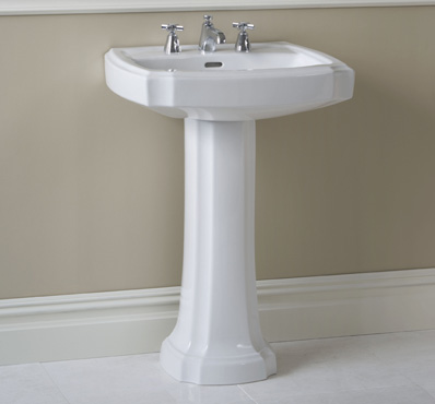 Guinevere Pedestal Sink From Toto