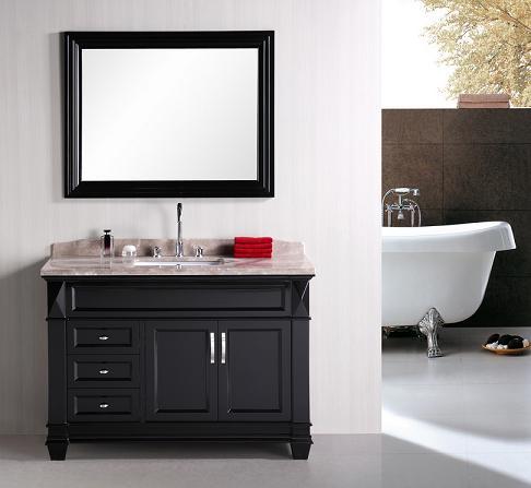 Hudson Transitional Bathroom Vanity From Design Element