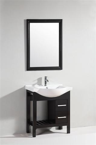 Open Design Single Vanity From Legion Furniture