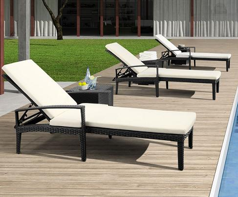 Phuket Outdoor Lounge Chairs From Zuo Modern