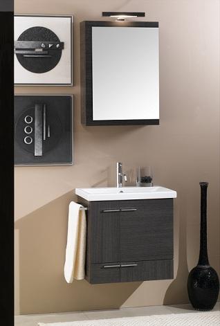 Simple Wall Mounted Bathroom Vanity From Iotti