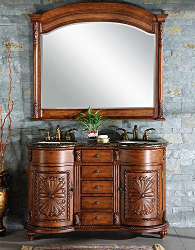 Antique Bathroom Vanity Set From Silkroad Exclusive