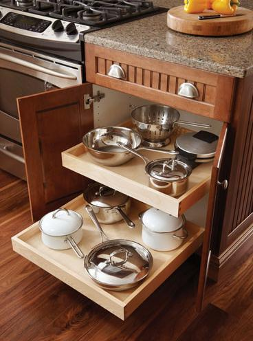 Kitchen Cabinet Trends Custom Design To Maximize Your Storage Space