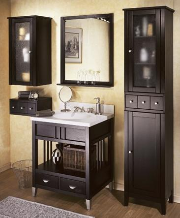 Metro Bathroom Vanity Collection From Sagehill Designs
