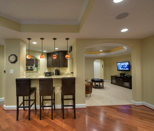 Back To Basements Seven Basement Remodels To Update Your Home Interesting Basement Apartment Design Ideas Remodelling