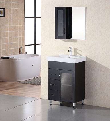 Oslo Modern Bathroom Vanity From Design Element