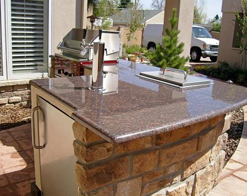 Outdoor Beer Dispenser From Summit Appliances {via}