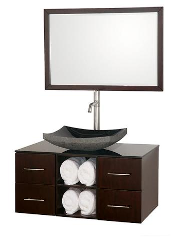 Abba Bathroom Vanity Set From The Wyndham Collection