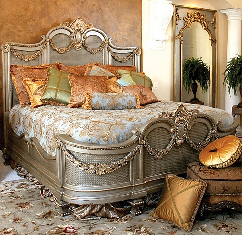 Maison Royale Bed I-JM-JCBD004-SS from AFD