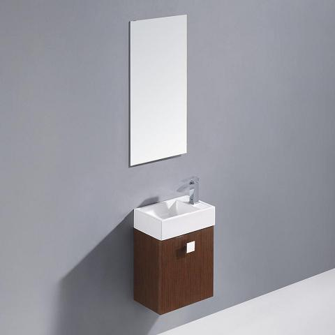 Marina Bathroom Vanity With Mirror From Vigo Industries
