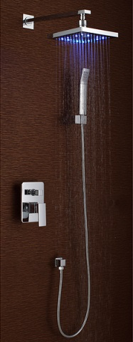 Thermal LED Rainfall Shower System From Sumerain