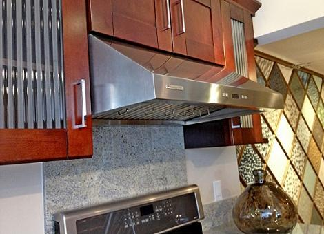 Undercabinet Mount Range Hood With Baffle Filters From Xtremeair