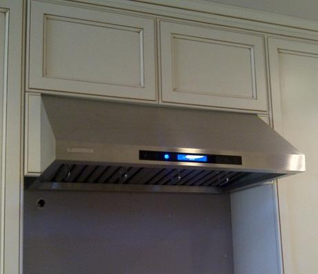 Undercabinet Range Hood With 900 Cfm From Extremeair