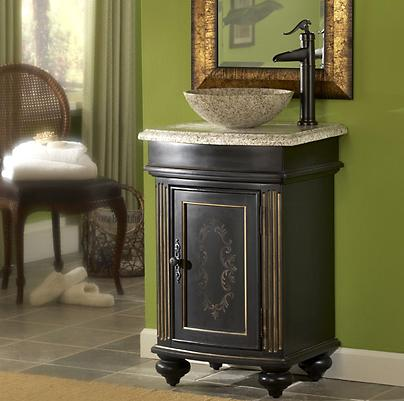 Arlington 24 Inch Square Vanity Chest From Kaco