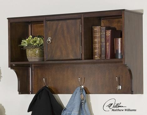 Cato Entryway Shelf From Uttermost