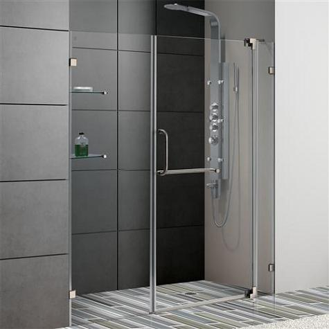 60 Inch Frameless Shower Door From Vigo Industries
