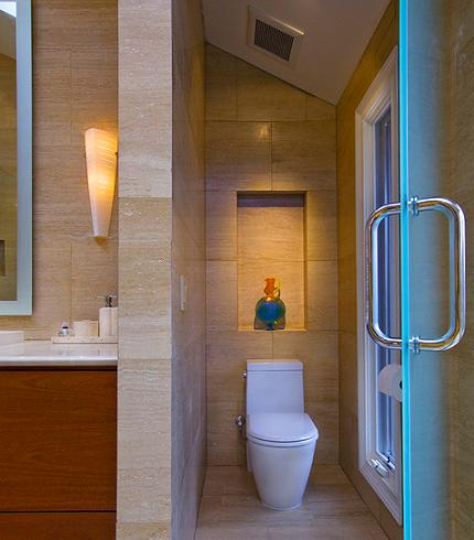 A Fullly Separate Toilet Compartment Offers The Greatest Degree Of Privacy