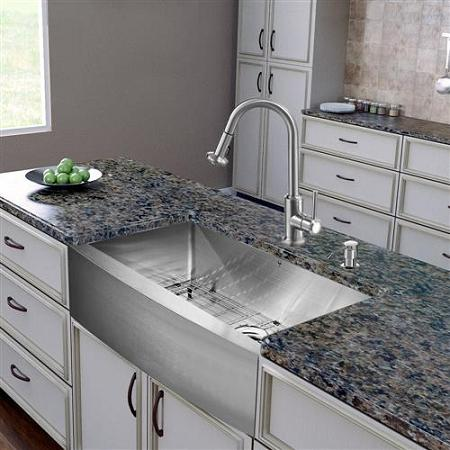 Stainless Steel Kitchen Sinks - More Than Just A Budget Bargain