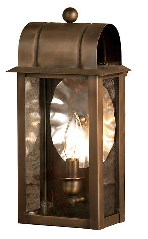 Carriage Lantern Style Accent Lantern From Artistic Lighting