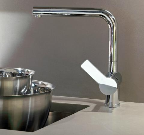 Drako Kitchen Sink Faucet From Ramon Soler