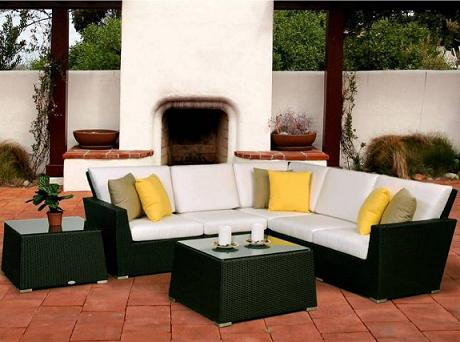 Maxime 7 Piece Sectional Set From Caluco
