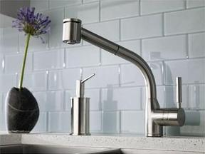 Modern Side Lever Pull Out Kitchen Faucet From Rohl