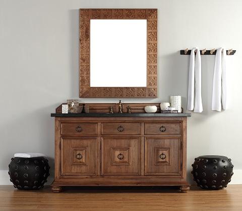 solid wood bathroom vanities from james martin furniture rh m homethangs com Farmhouse-Style Bathrooms Modern Vanity